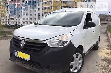 Легковой фургон (до 1,5 т) Renault Dokker груз. 2017 в Харькове