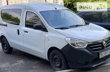 Renault Dokker пасс. 2013 в Львове