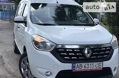 Renault Dokker пасс. 2017 в Николаеве