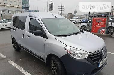 Renault Dokker пасс. 2014 в Києві