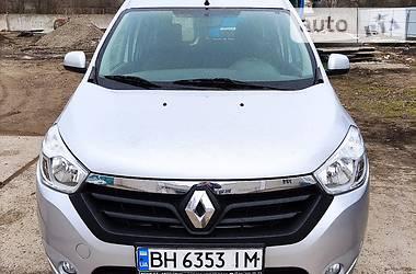 Renault Dokker пасс. 2015 в Сараті