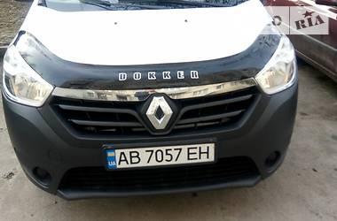 Renault Dokker пасс. 2015 в Виннице