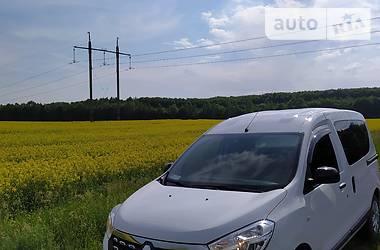 Renault Dokker пасс. 2019 в Киеве
