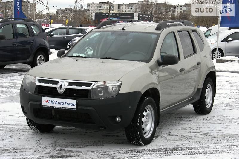 Renault Duster 2011 года в Киеве