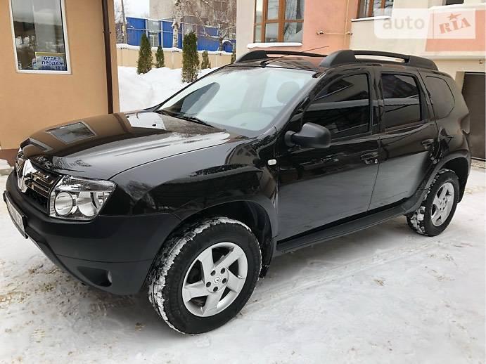 Renault Duster 2012 года в Харькове
