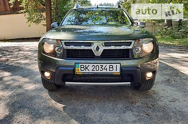 Renault Duster 2013 в Дубно