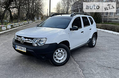Renault Duster 2017 в Бериславе
