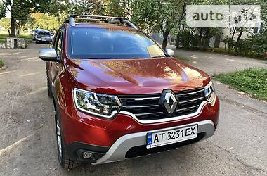 Внедорожник / Кроссовер Renault Duster 2020 в Ивано-Франковске