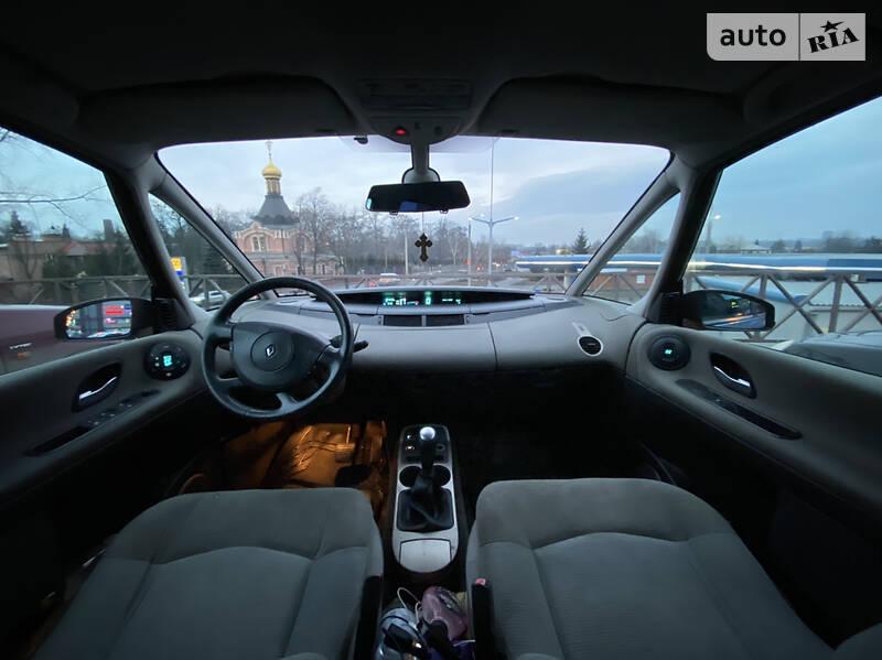 Мінівен Renault Espace 2003 в Харкові