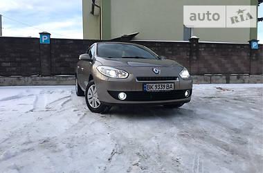 Renault Fluence 2010 в Ровно