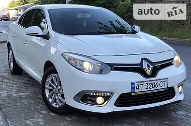 Renault Fluence 2014 в Львове