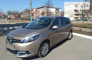 Renault Grand Scenic 2014 в Киеве