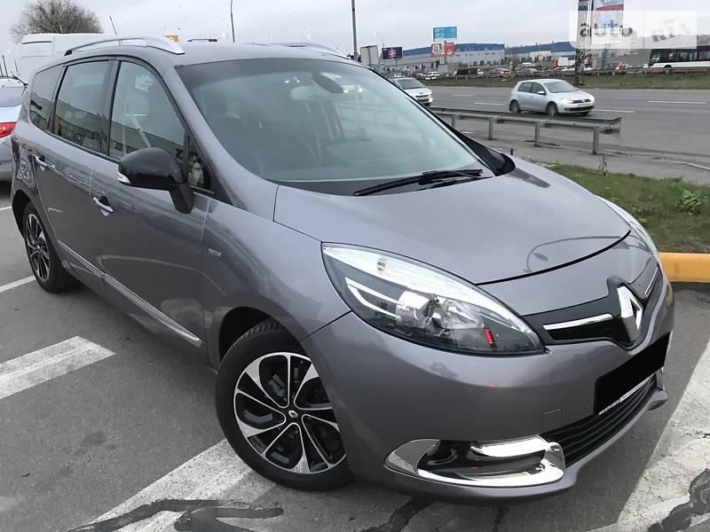 Renault Grand Scenic 2015 в Киеве