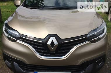 Renault Kadjar 2015 в Ивано-Франковске