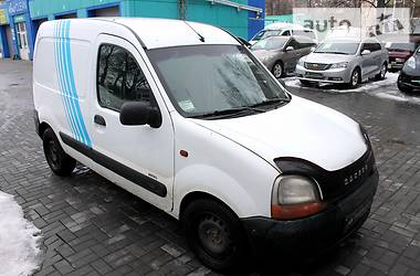 Renault Kangoo груз. 2002 в Полтаве
