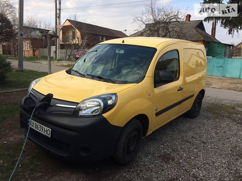 Легковий фургон (до 1,5т) Renault Kangoo груз. 2013 в Харкові