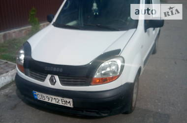 Renault Kangoo груз. 2006 в Брусилове