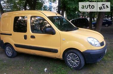Renault Kangoo груз. 2007 в Тернополе