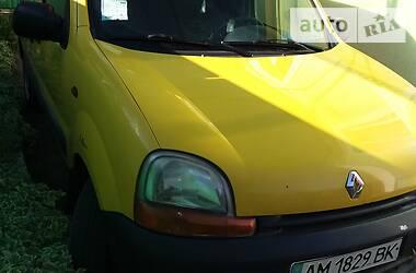 Renault Kangoo груз. 2002 в Малине