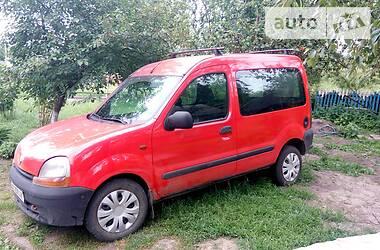 Renault Kangoo груз. 1998 в Луцке