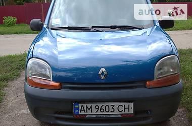 Renault Kangoo груз. 2002 в Бердичеве