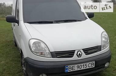 Renault Kangoo груз. 2007 в Новой Одессе