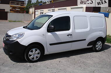 Легковой фургон (до 1,5 т) Renault Kangoo груз. 2018 в Днепре