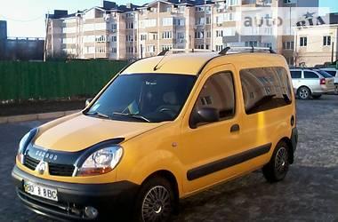 Renault Kangoo пасс. 2006 в Тернополе
