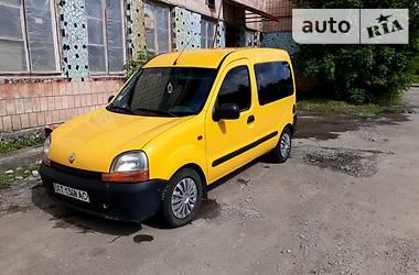 Renault Kangoo пасс. 2000 в Ивано-Франковске