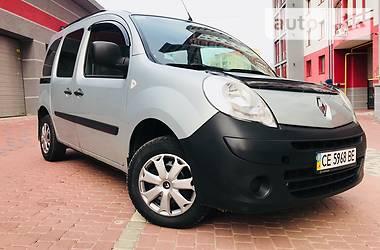 Renault Kangoo пасс. DIZEL-SUPER-STAN-A/C 2009