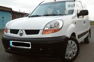 Renault Kangoo пасс. 2005 в Харькове