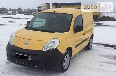 Renault Kangoo пасс. ZE 2013