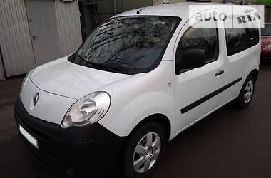 Renault Kangoo пасс. NE KRASHEN 2009