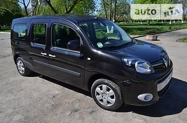 Renault Kangoo пасс. 2014 в Ивано-Франковске