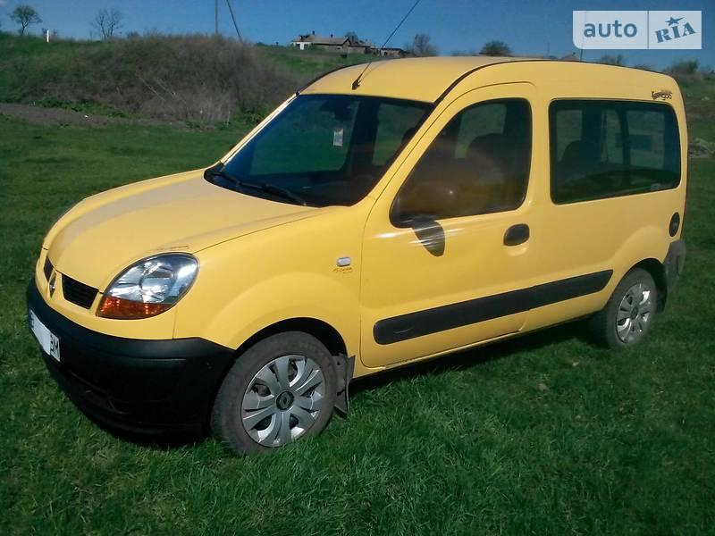 Renault Kangoo пасс. 2006 в Новоукраинке