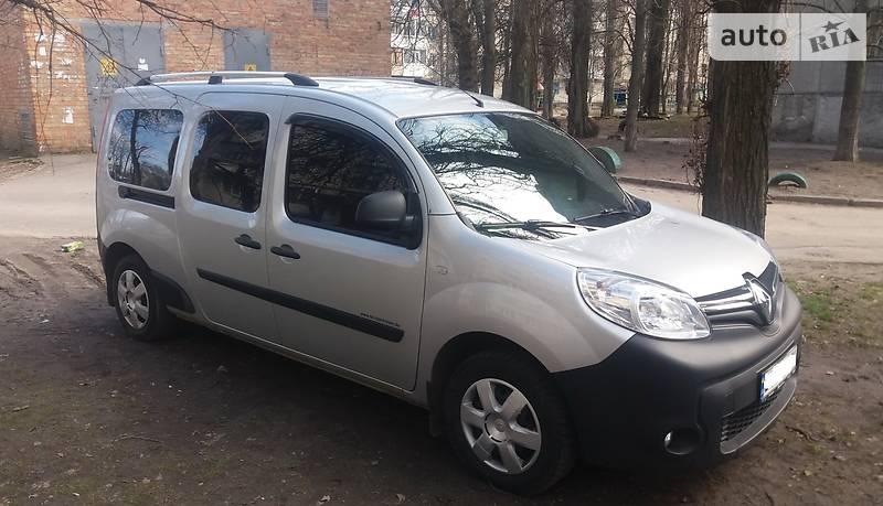 Renault Kangoo 2014 года