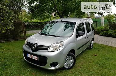Renault Kangoo пасс. 2014 в Львове