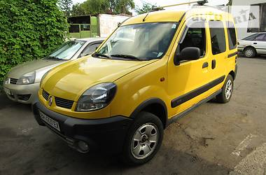 Renault Kangoo пасс. 2004 в Одесі