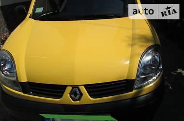 Renault Kangoo пасс. 2007 в Мукачево