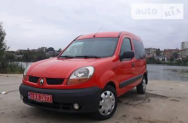 Renault Kangoo пасс. 2004 в Виннице