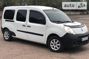 Renault Kangoo пасс. 2012 в Луцке