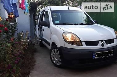 Renault Kangoo пасс. 2007 в Измаиле