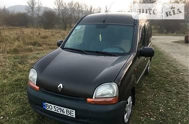 Renault Kangoo пасс. 2001 в Черновцах