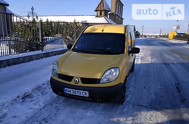 Renault Kangoo пасс. 2007 в Житомире