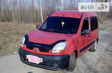 Renault Kangoo пасс. 2004 в Житомире