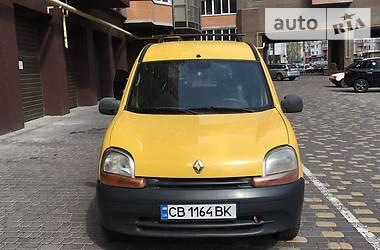 Renault Kangoo пасс. 2001 в Виннице