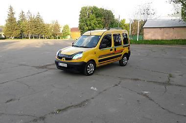 Renault Kangoo пасс. 2004 в Новоархангельську