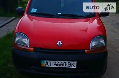 Renault Kangoo пасс. 2002 в Коломые