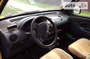 Renault Kangoo пасс. 2001 в Сумах