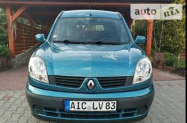 Renault Kangoo пасс. 2007 в Луцке
